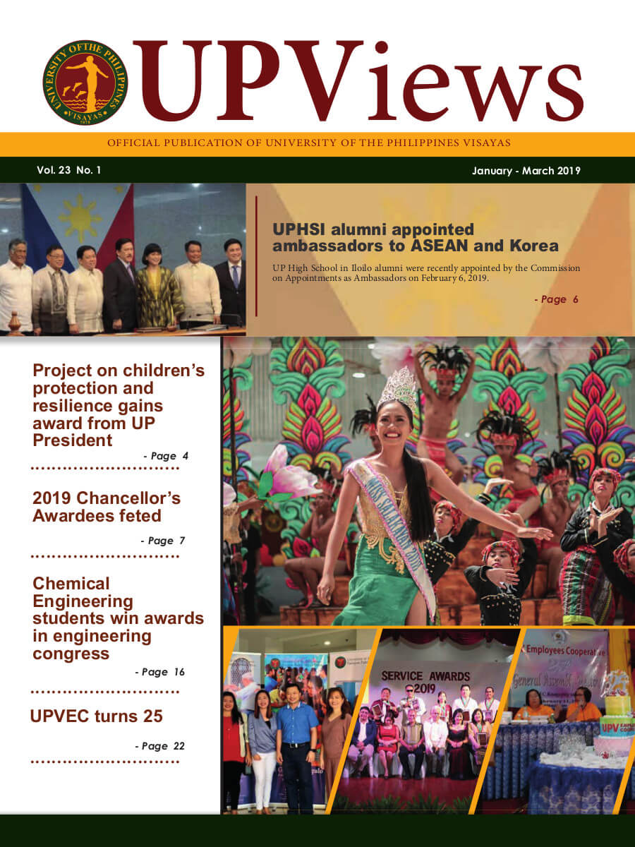 First Quarter Issue