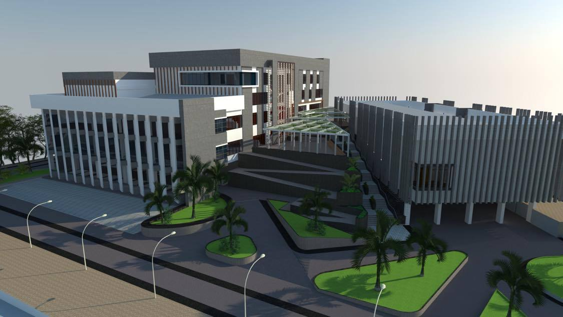 UPV to unveil 360M Library Complex