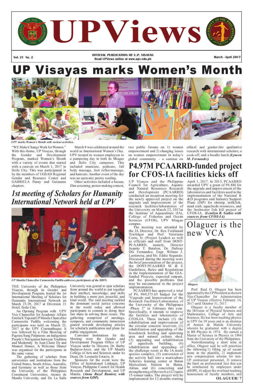 Second Bimonthly Issue