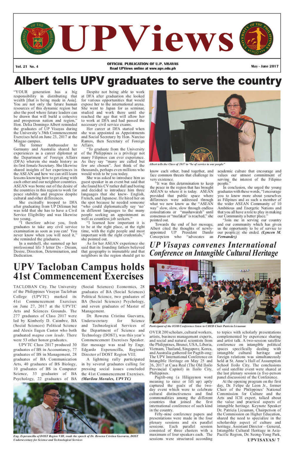 Third Bimonthly Issue