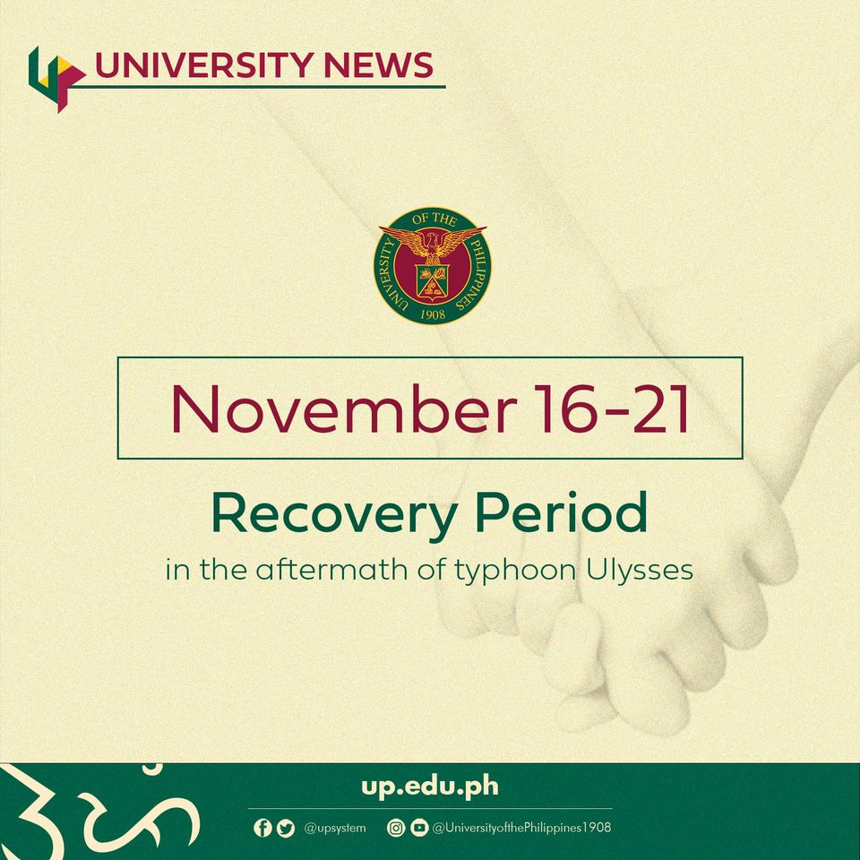 recovery period 1116