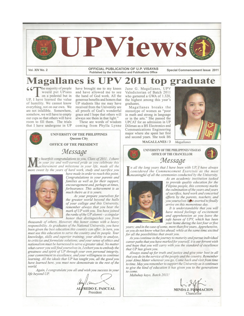 2011 Issue