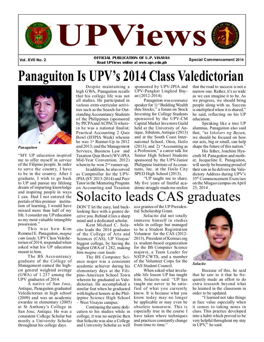 2014 Issue