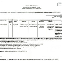 Administrative Officer III (Supply Officer II)